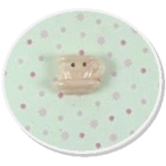 antique teacups -pink