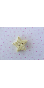 christmas star- yellow
