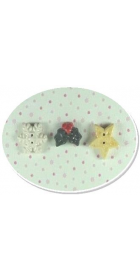 Christmas Gift Cones Button Pack