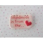 Handmade is ...Pink