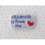 Handmade is.. Blue
