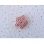 Hatched star pink