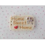 Hoem sweet Home beige