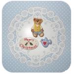 Santa's Pcoket Button Pack