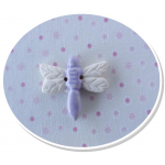 large dragonfly purple
