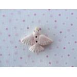 flying bird- pink