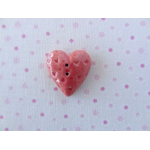 impression heart red