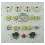 it's a girl thing button pack