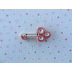 vintage key-pink